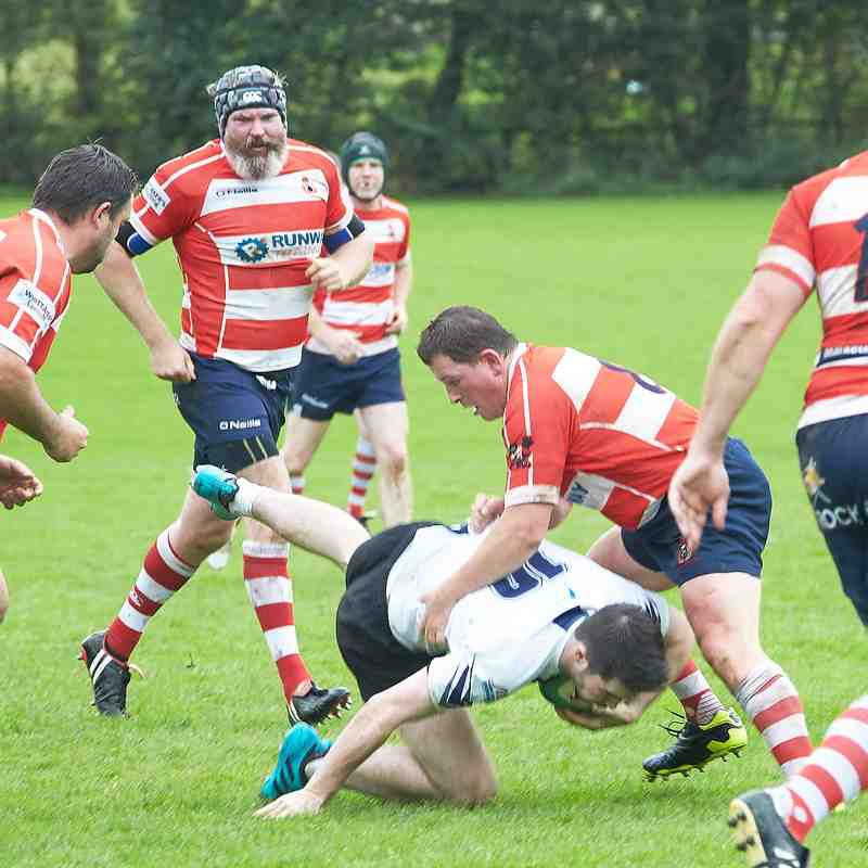Cro 3rds vs St. Francis 2nds 30-9-17