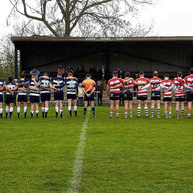 Cro XV vs Lewes 11-11-17