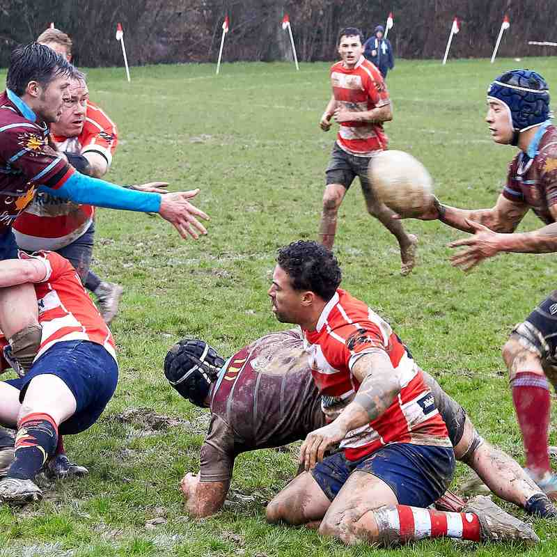 CRFC 3rds vs Crawley home 3rd Feb. 2018