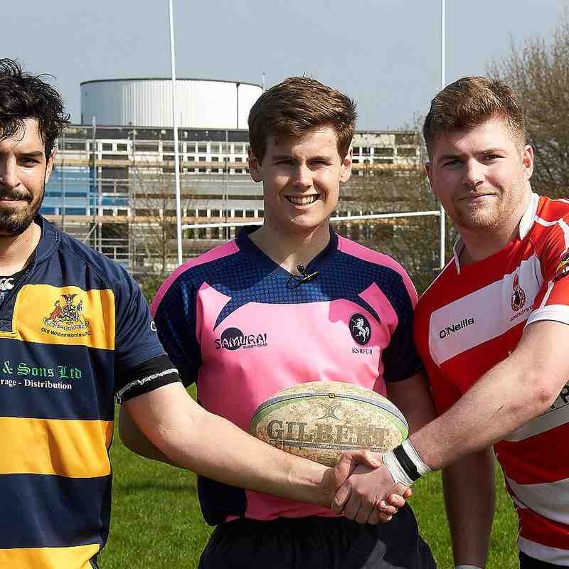 Cro XV vs Old Williamsonians Away 14thApril 2018