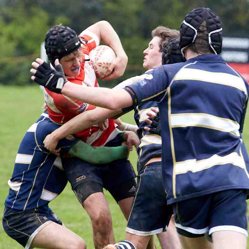 CRFC Colts vs Tunbridge Wells 29 April 2018 Home