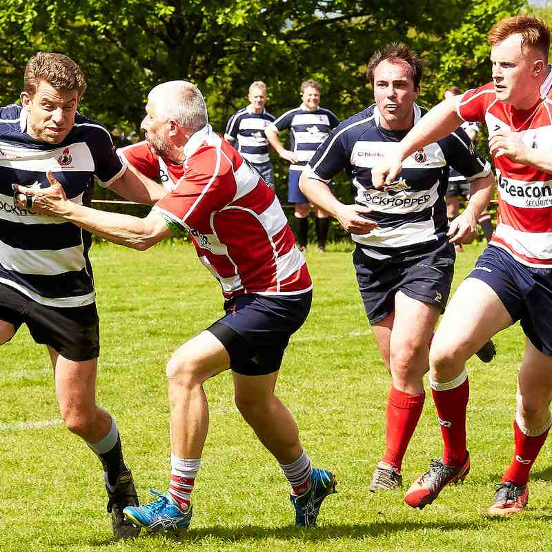 Dads & Coaches Match 13 May 2018