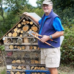 """Sean Beamish """"The Bug House Builder"""""""
