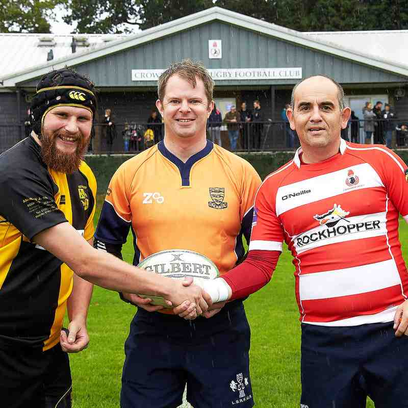 CRFC 2's vs Hellingly home 22nd Sept.2018