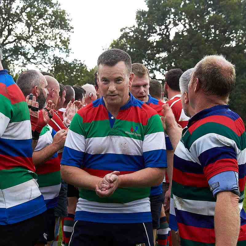 CRFC Wooden Spoon Charity Match 13th Oct. 2018