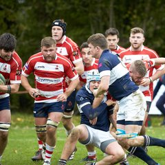 Crowborough XV vs Old Dunstonians 27 Oct.2018 home