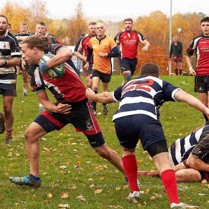 CRFC 3rds vs Seaford 2nds home 10th Nov.2018