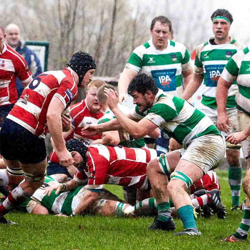 CRFC XV vs Folkstone Home 8th December 2018