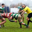 Tough Conditions at Steel Cross,  Prevent Flowing Rugby