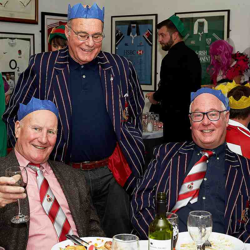CRFC Christmas Lunch 2018