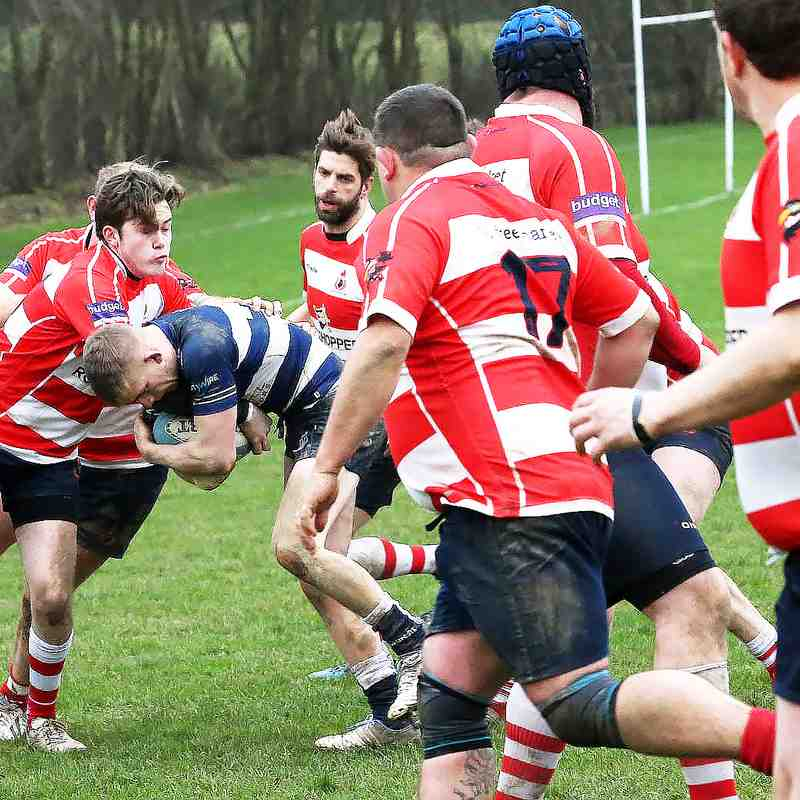 CRFC 2nds vs Lewes - Home 5th Jan. 2019