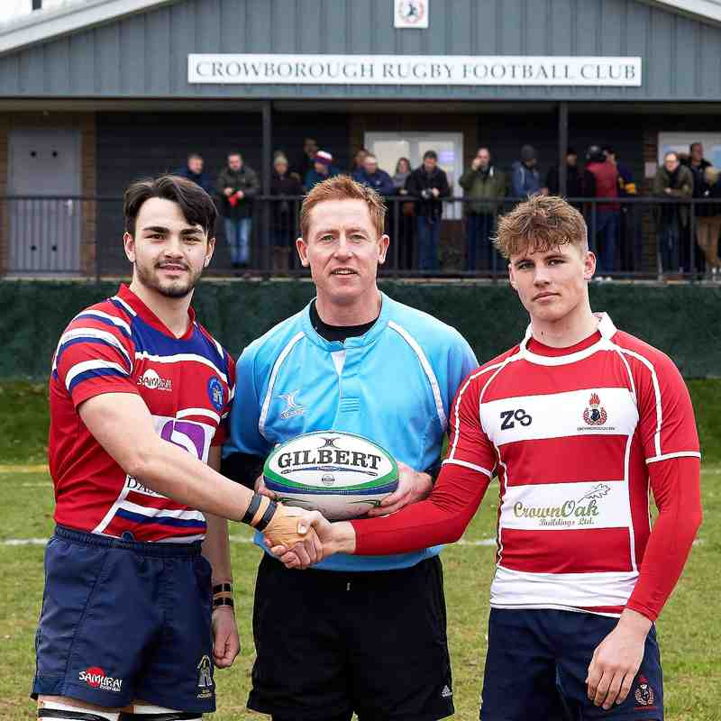 CRFC Colts vs Jersey home 18 November 2018