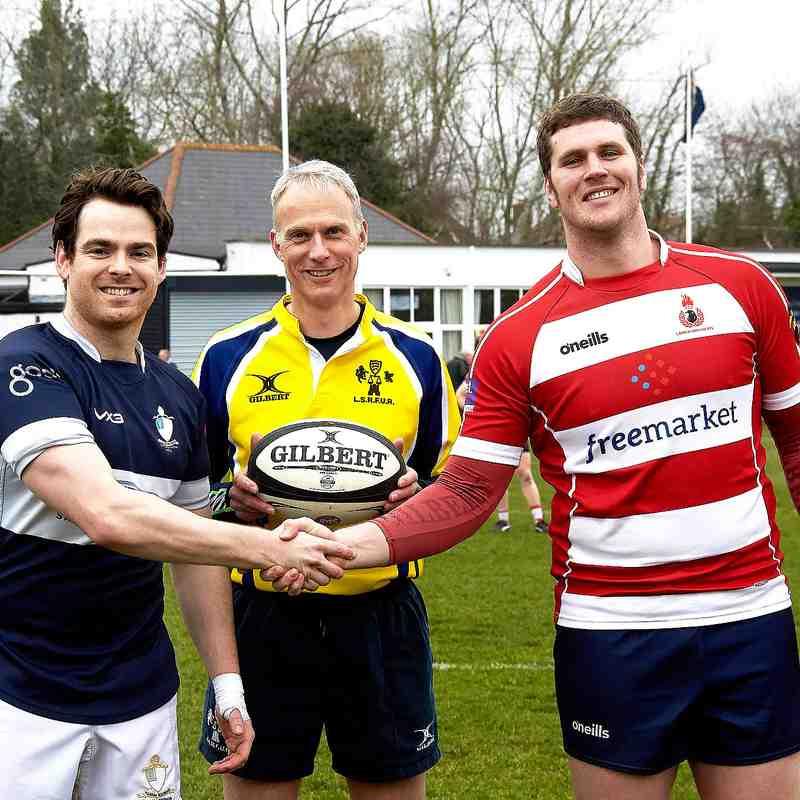 Cro XV vs Old Dunstonians - Away 16th Feb.2019