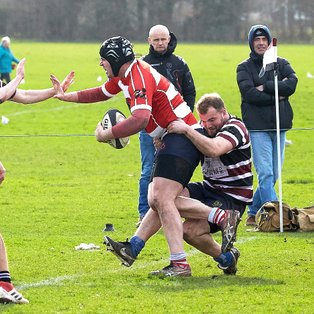 Becc's do the double over Boro'