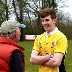 We have a new referee! - please welcome Sam Eyres