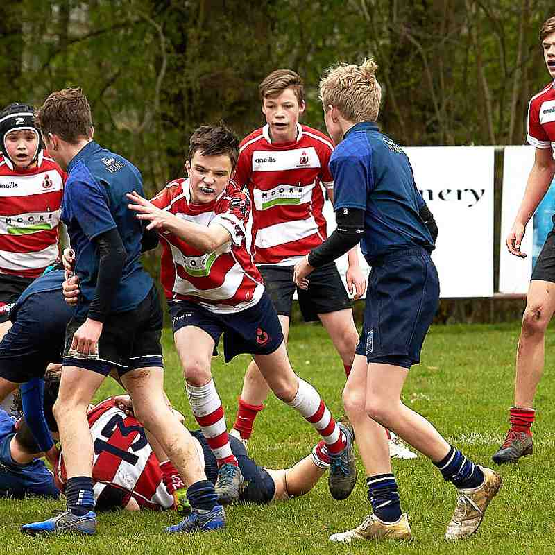 Cro u14s vs Brighton - Home 31st March 2019