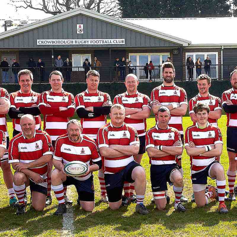 Cro 3rds vs Eastbourne - Home 13th April 2019