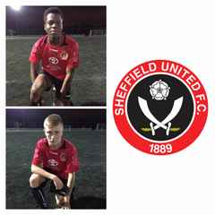U15's sign 2year deals with Sheffield United FC