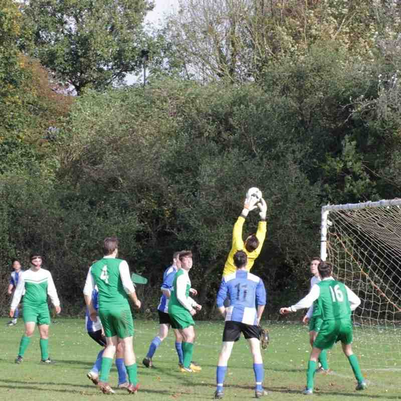 Southcott 4-5 Buckingham United B - Sunday 19th October 2014