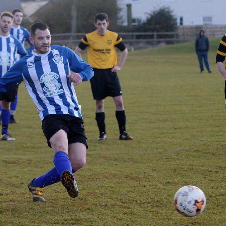 MATCH REPORT - Buckingham United 5-1 Scot FC<