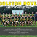 Blackbrook Royals vs. Woolston Rovers Rugby League Club