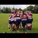 Welwyn Ladies Away at Basildon Ladies RFC