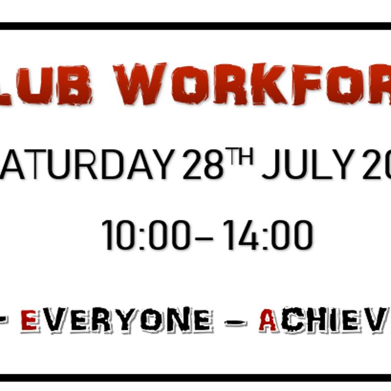 One Club Workforce Day