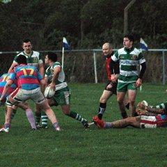 Billingham Lions v Mowden Park II. County Cup Final 2016-17