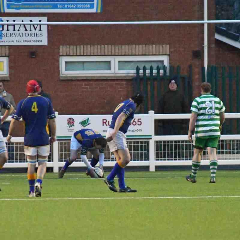 Billingham Lions 15 v Alnwick 43 Home 13/01/18