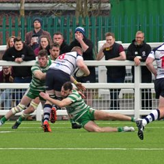 Billingham 1st 31 v Preston Grasshoppers 27  Home  2017-18