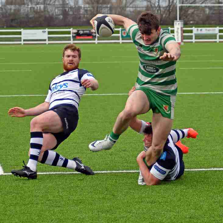 Tom Briggs - North Of England Selection