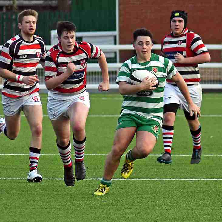 Lions Overcome Mowden in County Cup!!