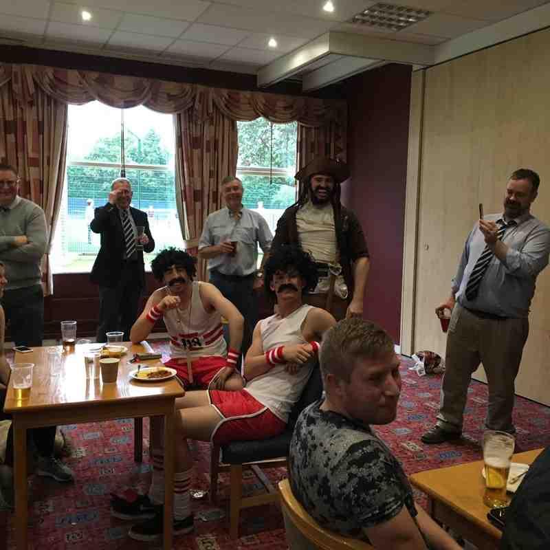 Home vs Shoreham 2 Celebration