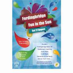 Fordingbridge Fun in the Sun