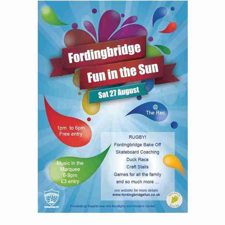 Fordingbridge Fun in the Sun