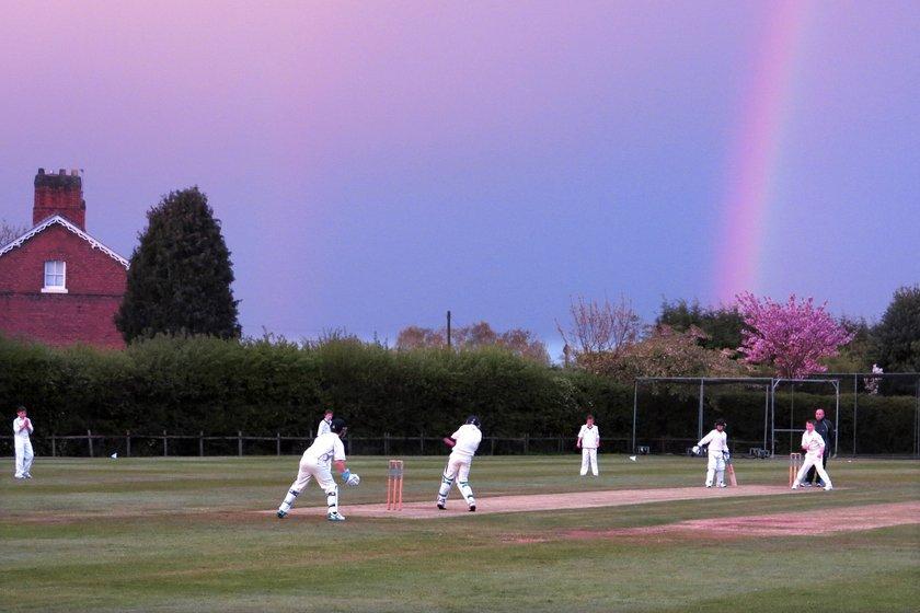Middlewich Cricket Club vs. Toft