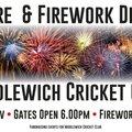 MCC Annual Bonfire & Firework Display