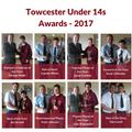 Under 14 End of Season Awards