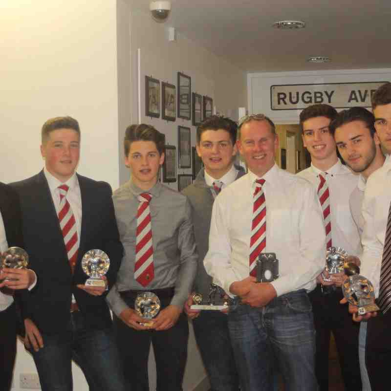 Colts Awards 2015/16