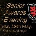Senior awards evening from TICKETS 21st APRIL