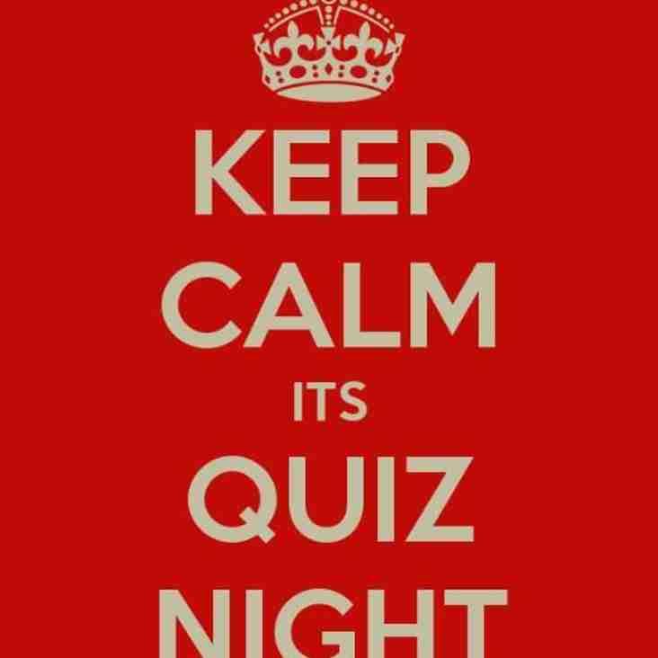Tonight! Quiz Night