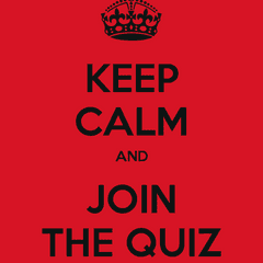 Quiz Night This Friday