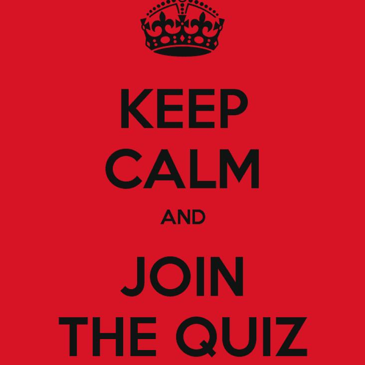 Quiz Night This Friday