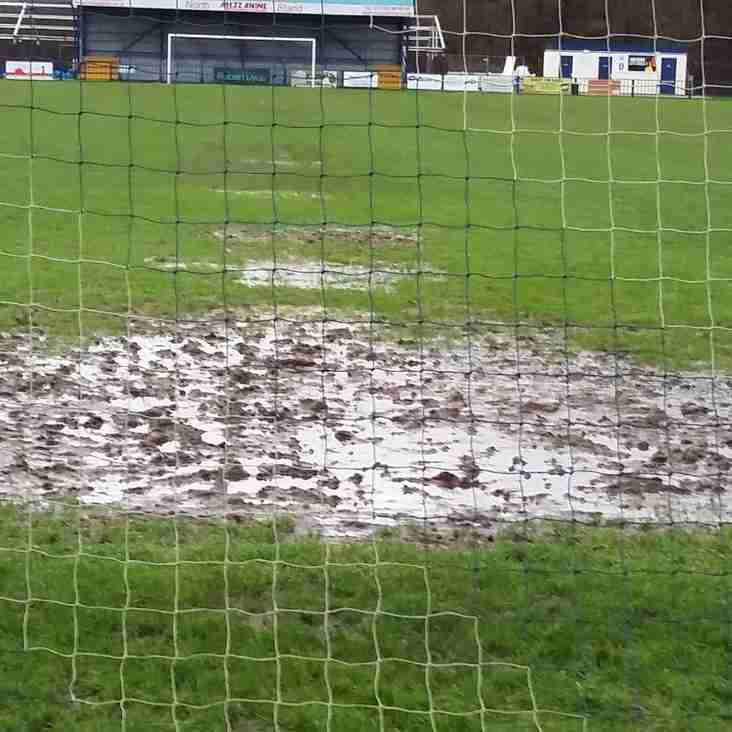 U18 Ryman Youth Game Postponed