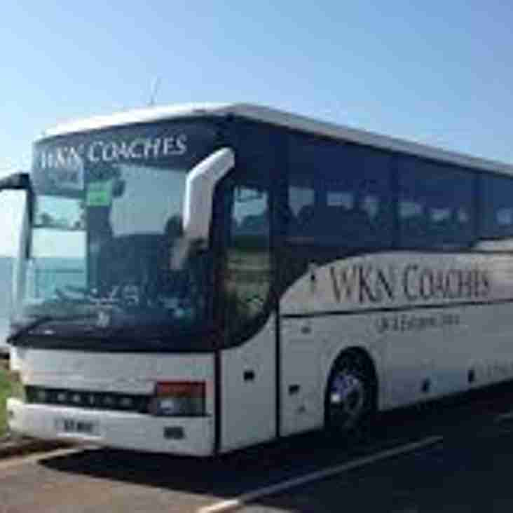 Supporters Coach to Faversham Town FC