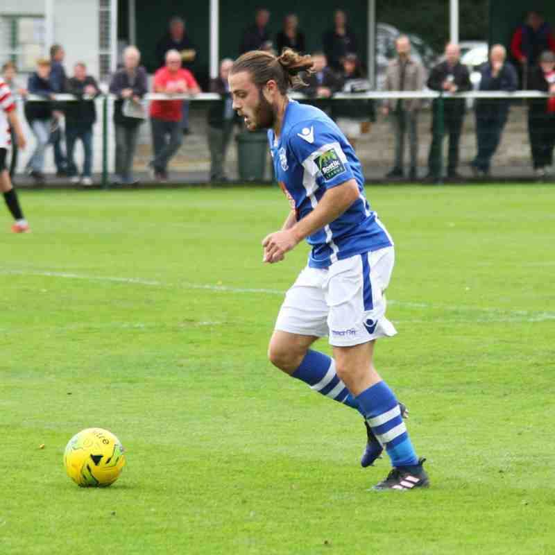 Kingstonian 2 - 1 Tonbridge Angels by Dave Couldridge