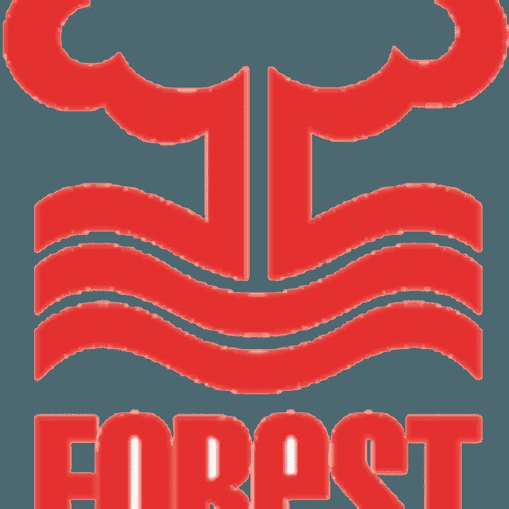 Nottingham Forest U23's at Longmead