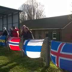 Non League Crowd visit Sheerwater