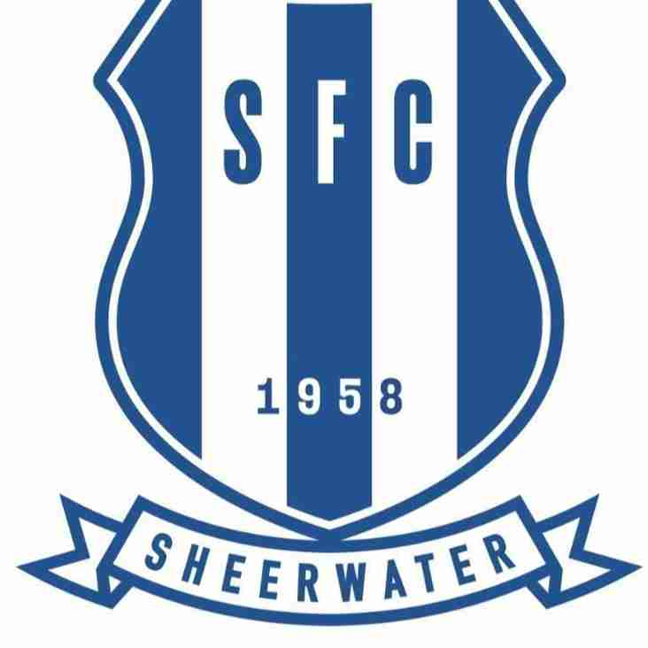 Matches this Saturday 19th August at Sheerwater