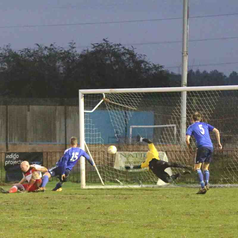 Chessington v Sheerwater Jan 2017